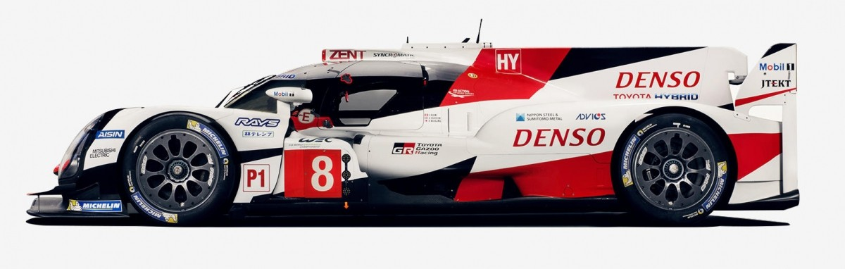 toyota ts050 hybrid ready for the challenge race tech magazine. Black Bedroom Furniture Sets. Home Design Ideas