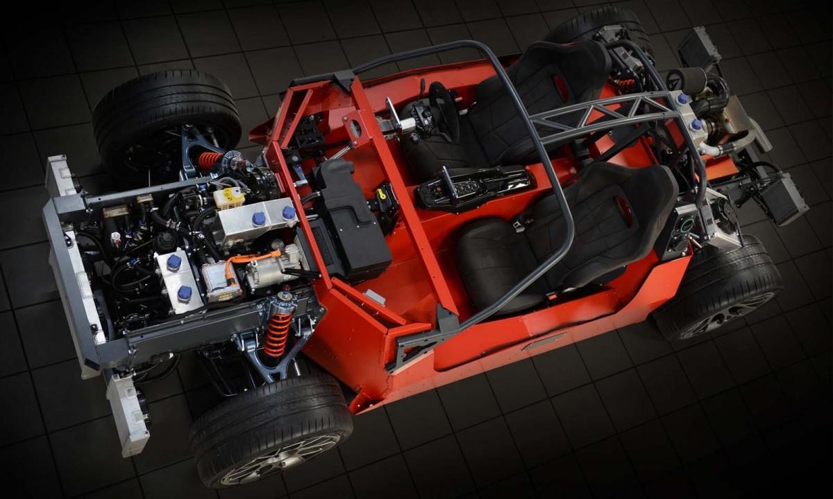 Ariel Announces All Electric Ultra High Performance Car Race