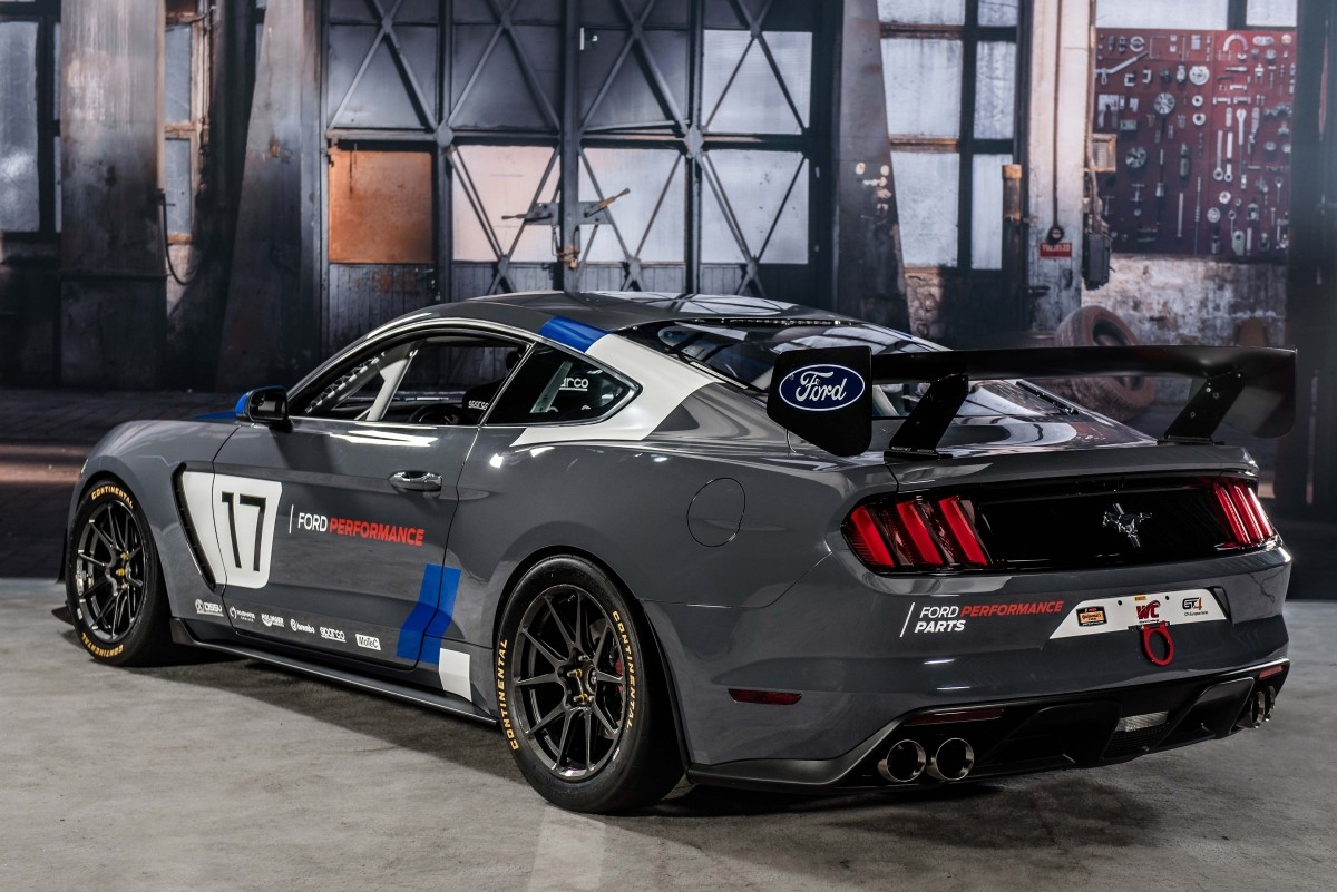 The mustang gt4 is equipped to compete and win on tracks around the globe and we expect it to be as popular with racers as its production sibling is with