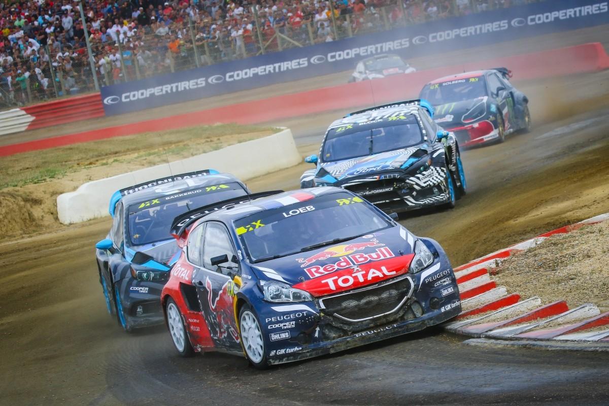 Electric rallycross series becoming a reality - Race Tech Magazine