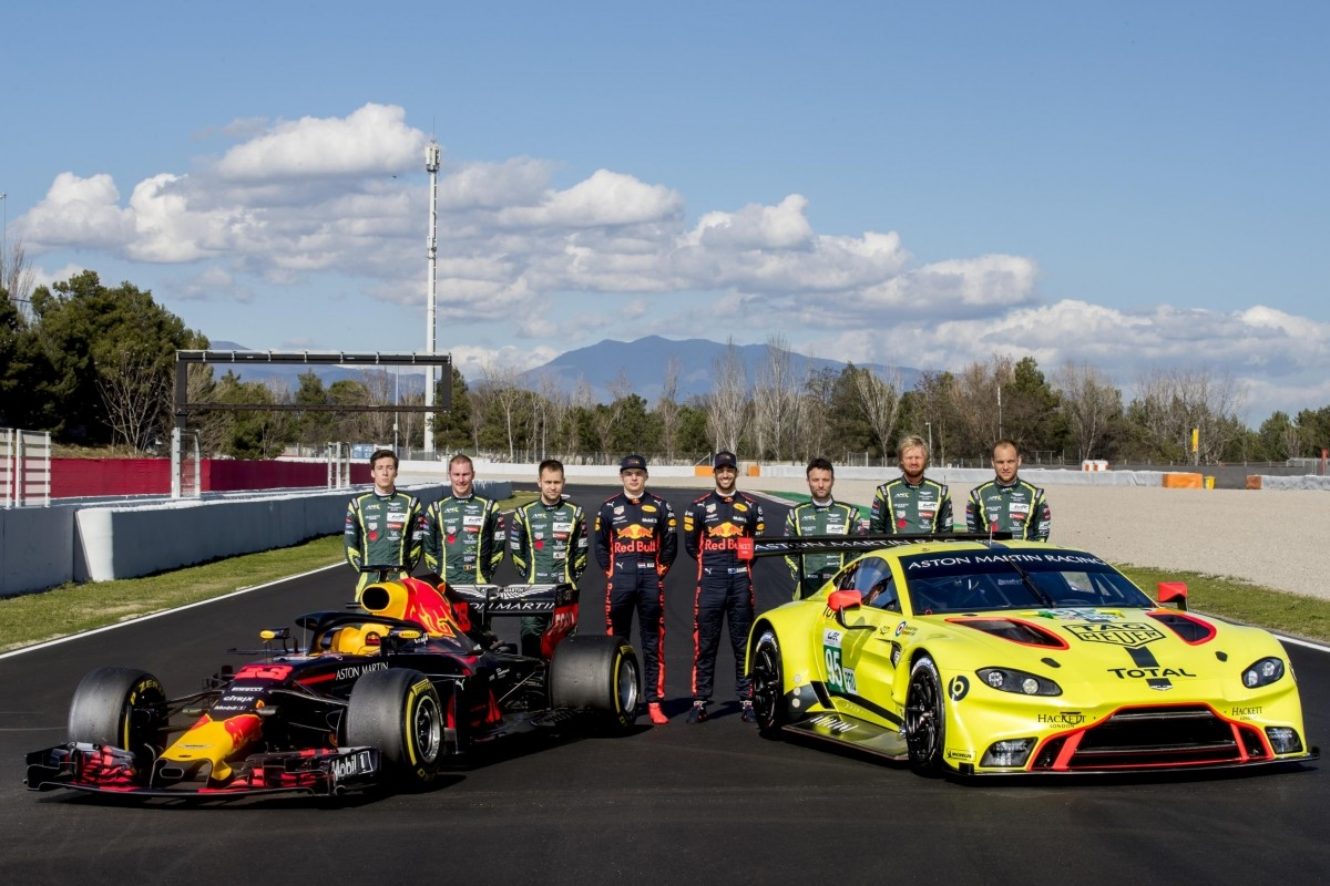 Aston Martin Sets Out On Ambitious Global Motorsport Programme