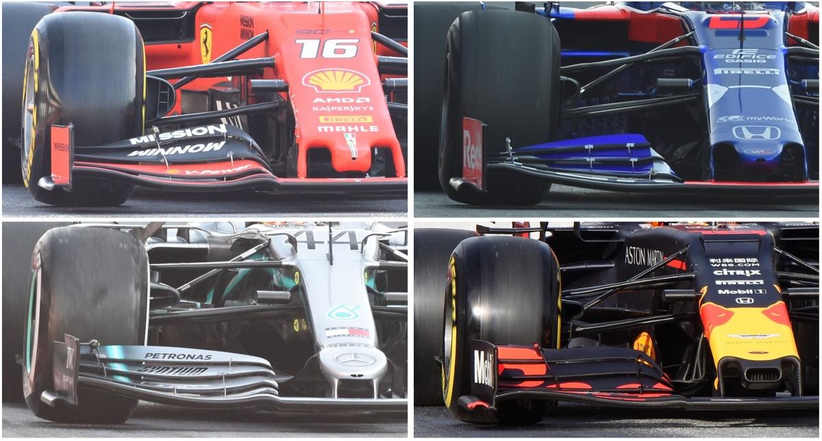 Willem Toet explains...the 2019 F1 aerodynamics dilemma