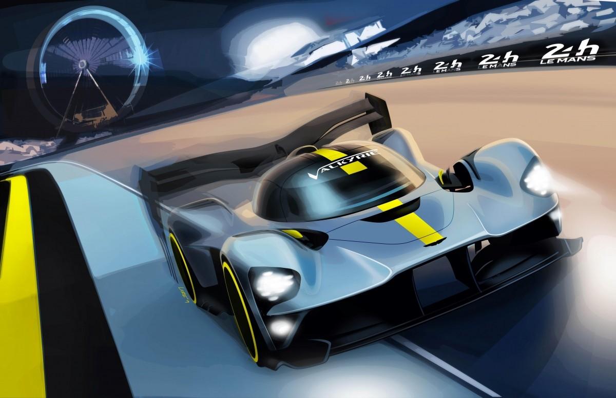Aston Martin commits to new FIA/ACO hypercar regs - Race Tech Magazine