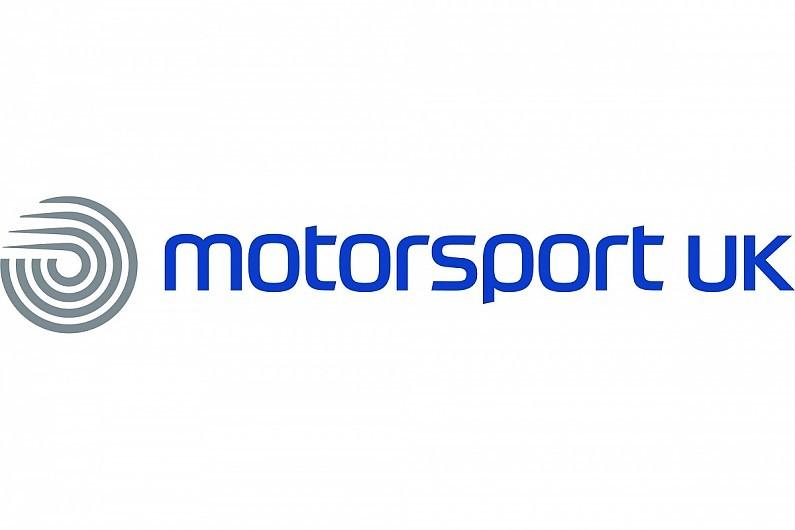 Motorsport UK logo - Race Tech Magazine