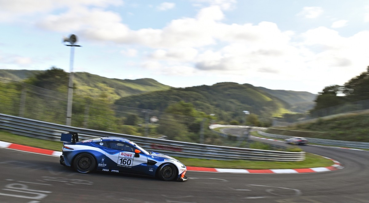 New Aston Martin Racing Vantage Gt8r To Debut At Nurburgring 24 Hours Race Tech Magazine